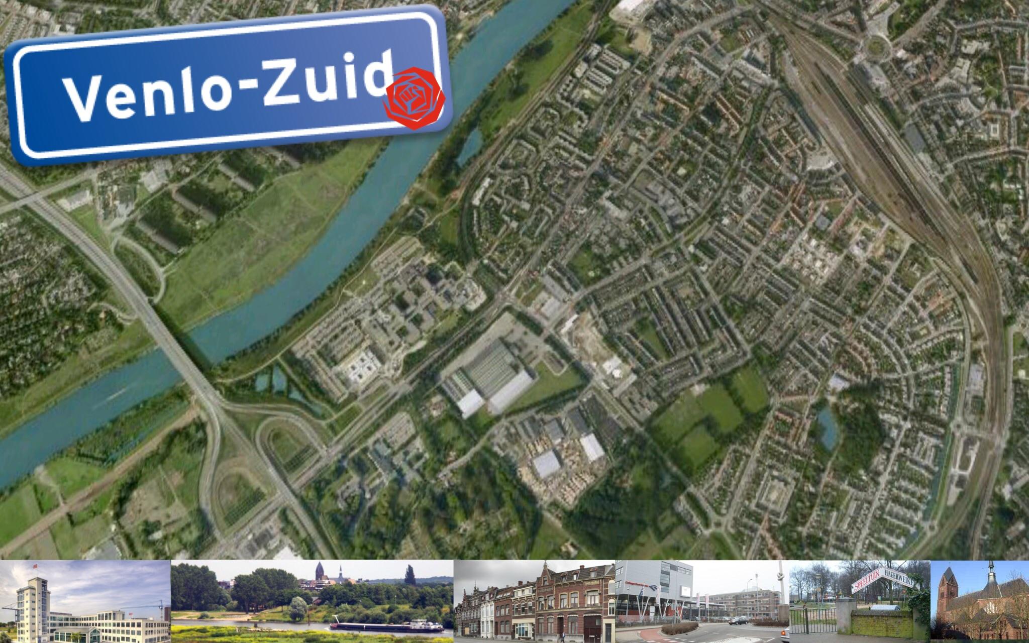 Met de wijkagent in Venlo-Zuid